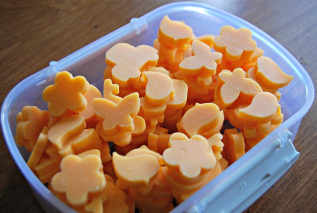 cheese shapes