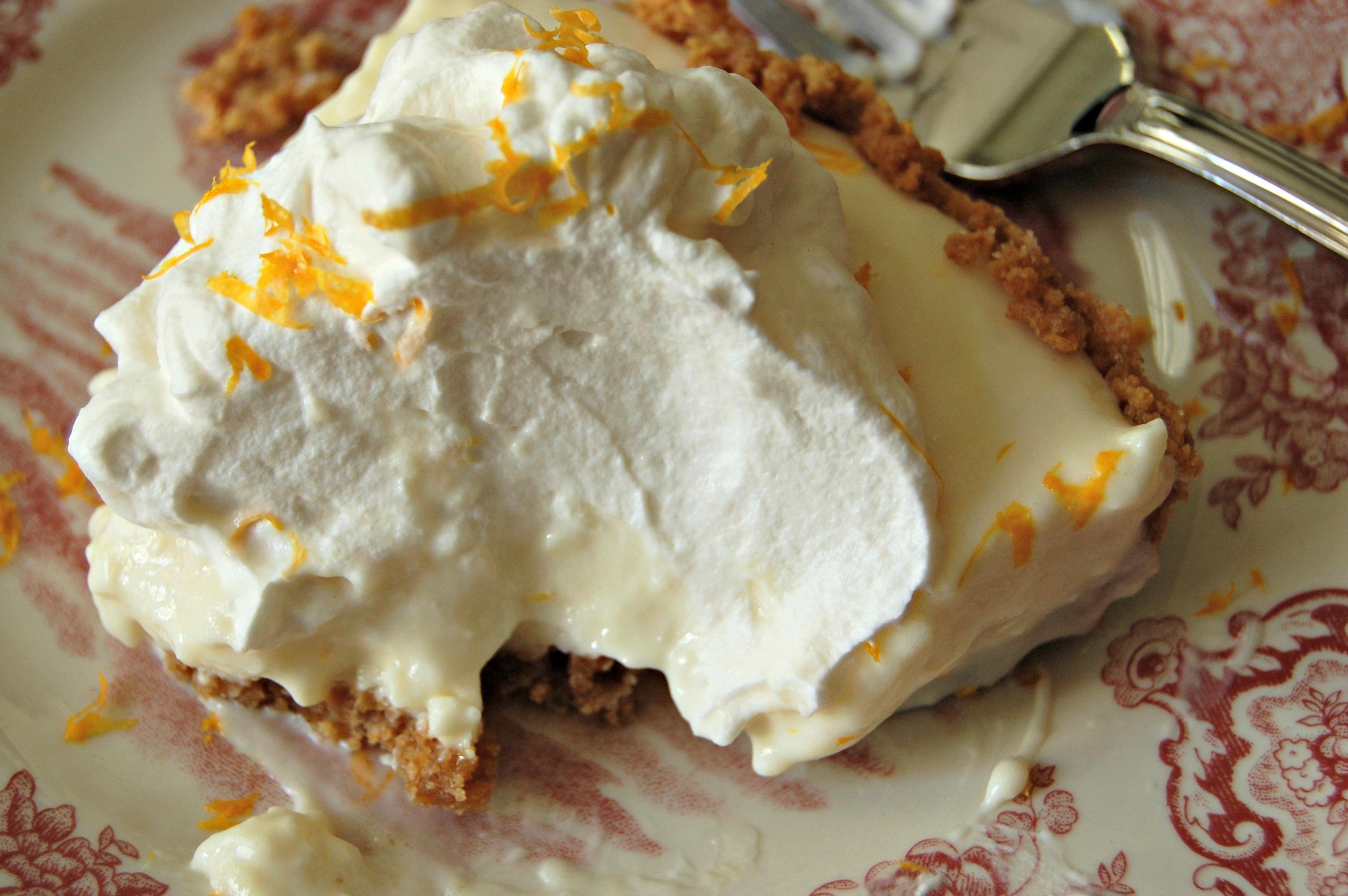 country meyer lemon pie cozycakes cottage
