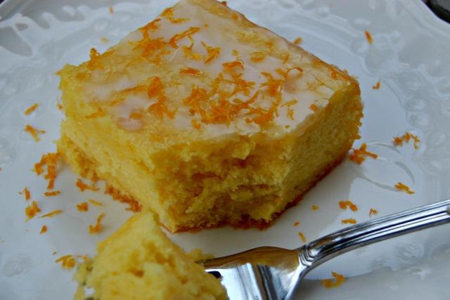 Meyer Lemon Cake with Lemon Buttermilk Glaze: Cozycakes Cottage