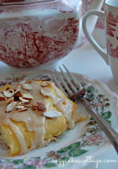 Danish Puff (3): Cozycakes Cottage