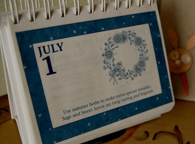july 1 calendar